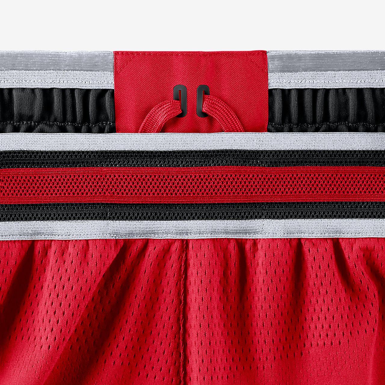 Męskie spodenki NBA Chicago Bulls Nike Icon Edition Authentic