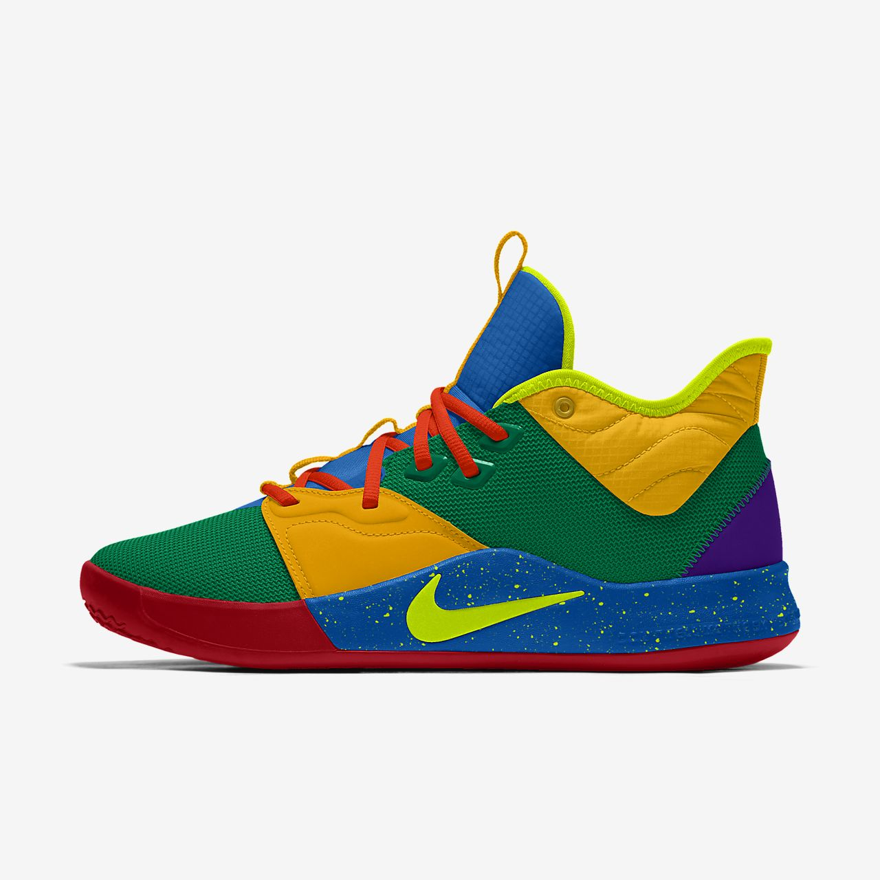 PG 3 By You personalisierbarer Basketballschuh