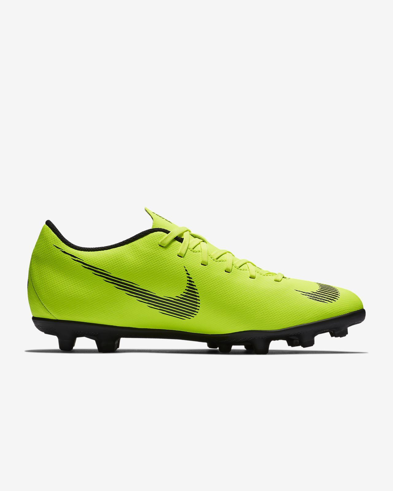 quality design cbbd0 454c2 ... Nike Mercurial Vapor XII Club Multi-Ground Soccer Cleat