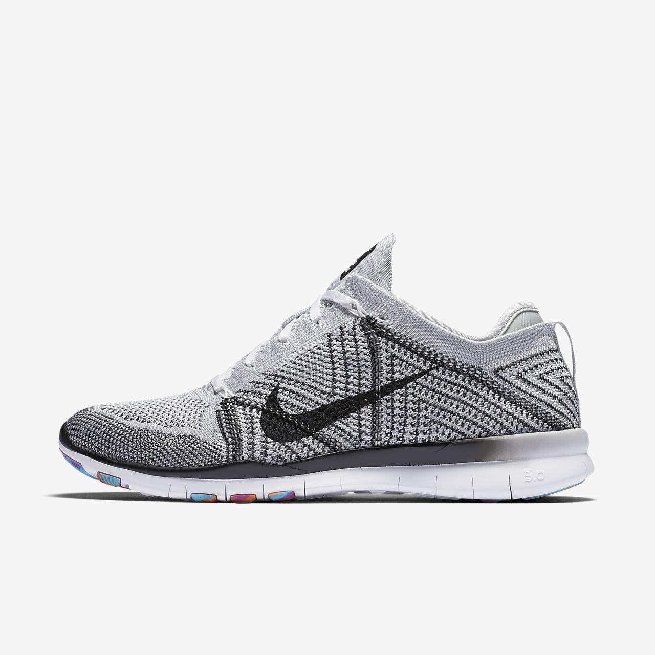 ... Chaussure de training Nike Free TR 5 Flyknit pour Femme