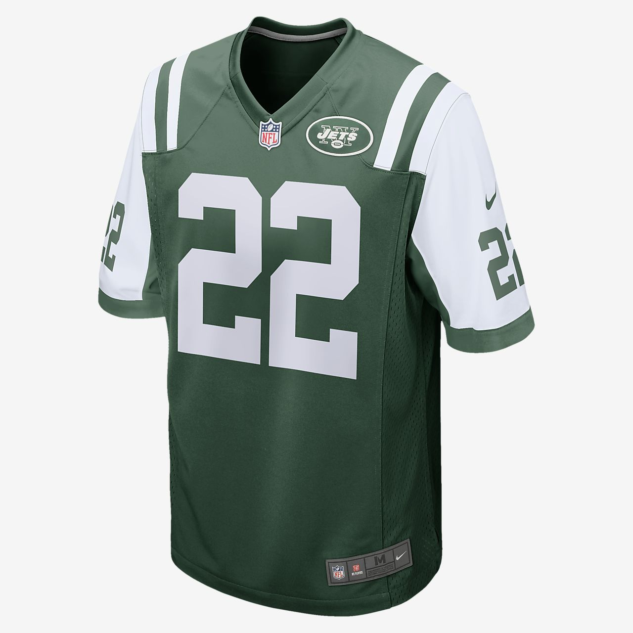 Maillot de football américain NFL New York Jets (Matt Forte