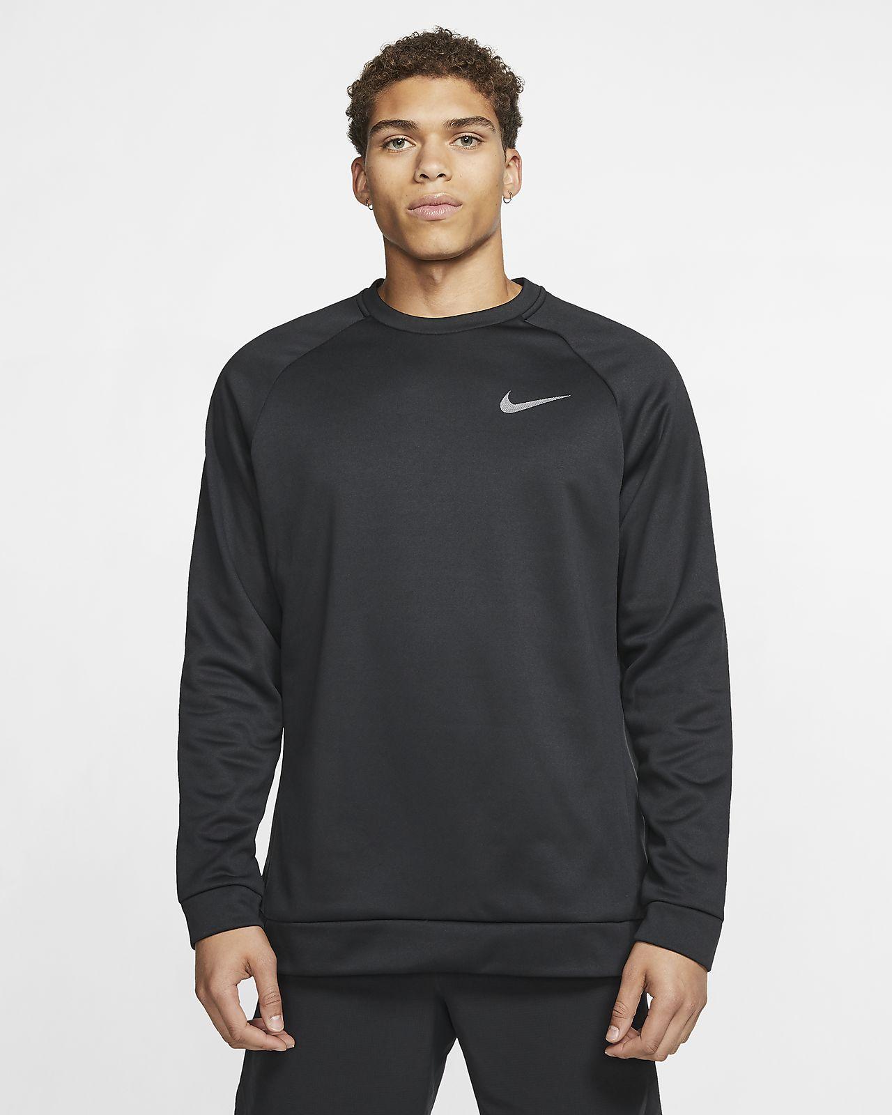 Ανδρική μπλούζα προπόνησης Nike Therma