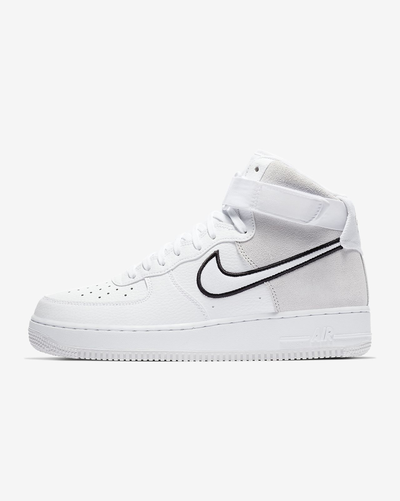 the latest 1a7dd 8ebbe Nike Air Force 1 High 07 LV8 1