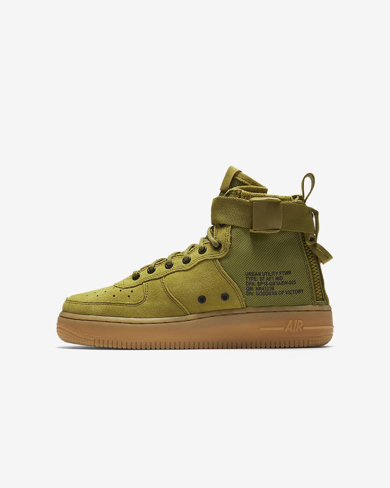 Chaussure Nike SF Air Force 1 Mid pour Enfant plus âgé