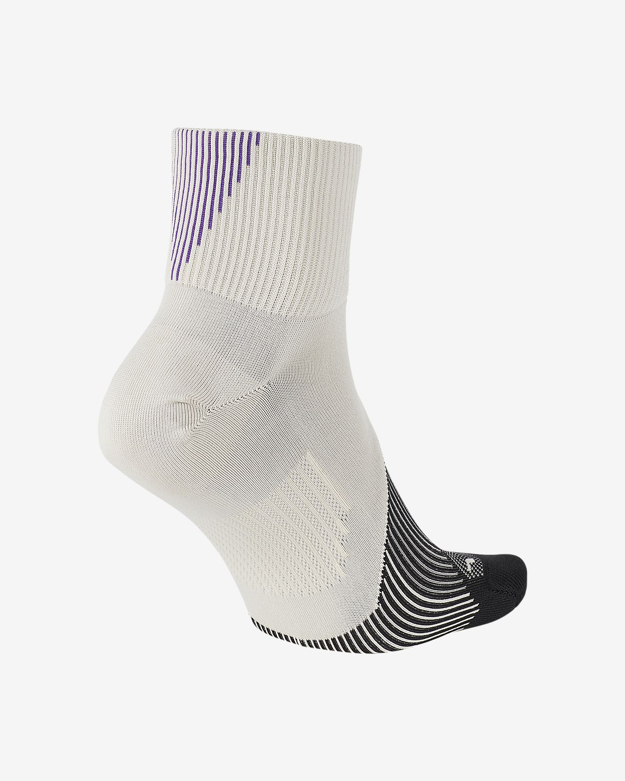 Nike Elite Lightweight Quarter Running Socks