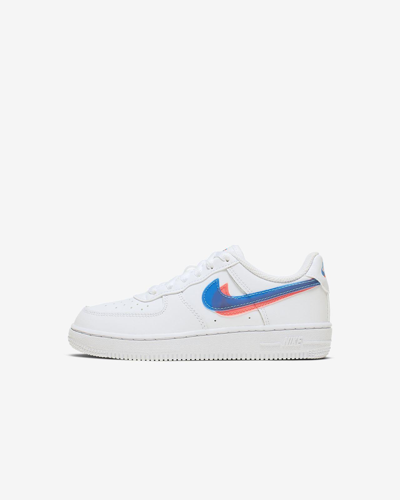 Mädchen Schuhe Nike Air Force 1 Schuh für jüngere Kinder (27