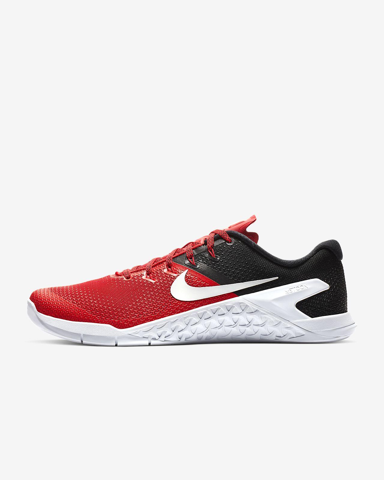 48191b8f32c ... Sapatilhas de treino multidisciplinar halterofilismo Nike Metcon 4 para  homem