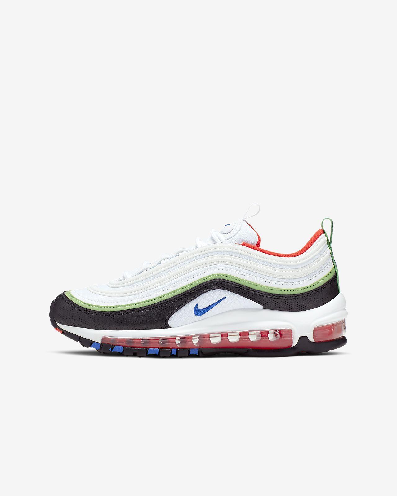 "Nike Air Max 97 ""Forest Green"", Men's Fashion, Footwear"