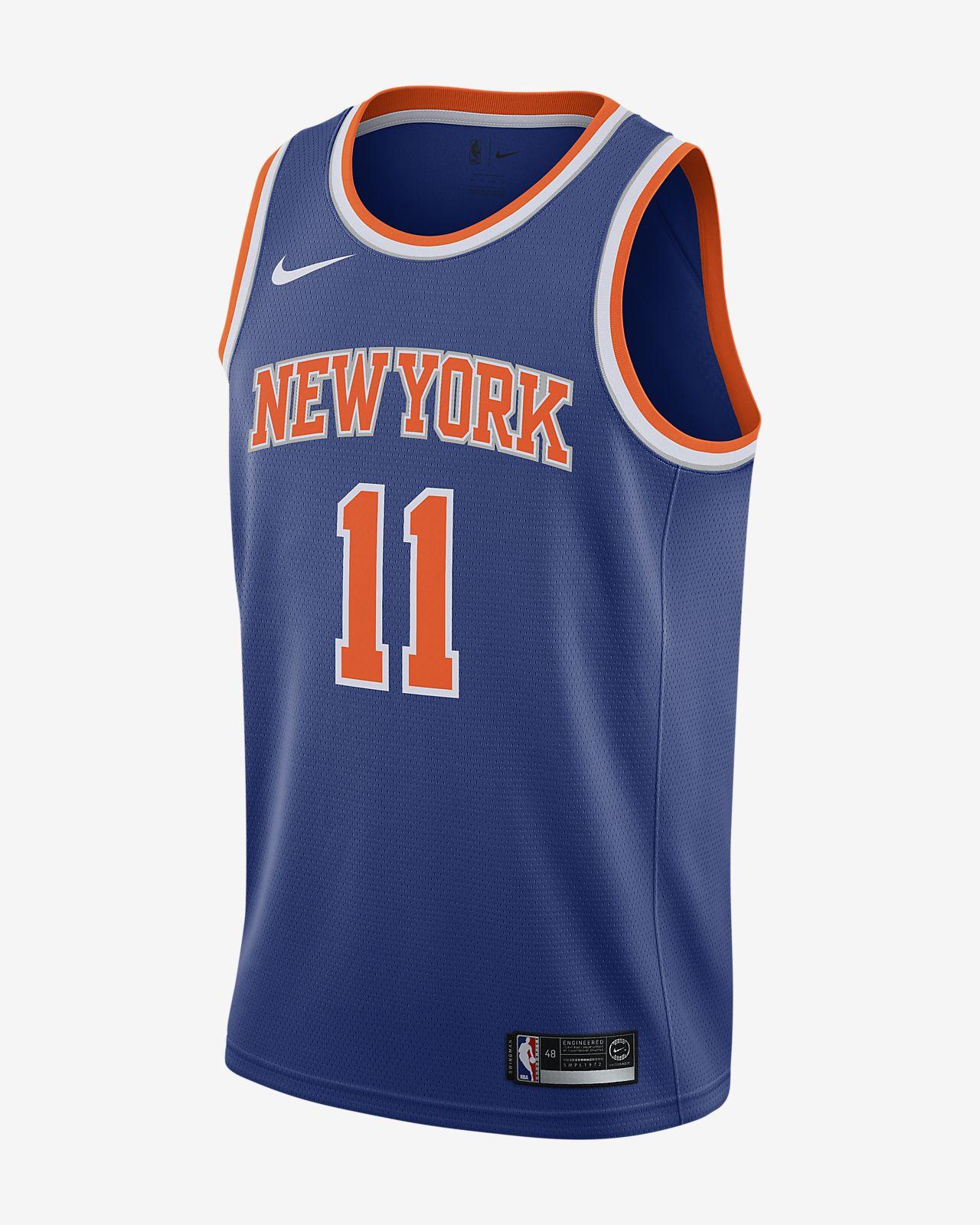 981a48e5cd6 Frank Ntilikina Icon Edition Swingman (New York Knicks) Men s Nike ...