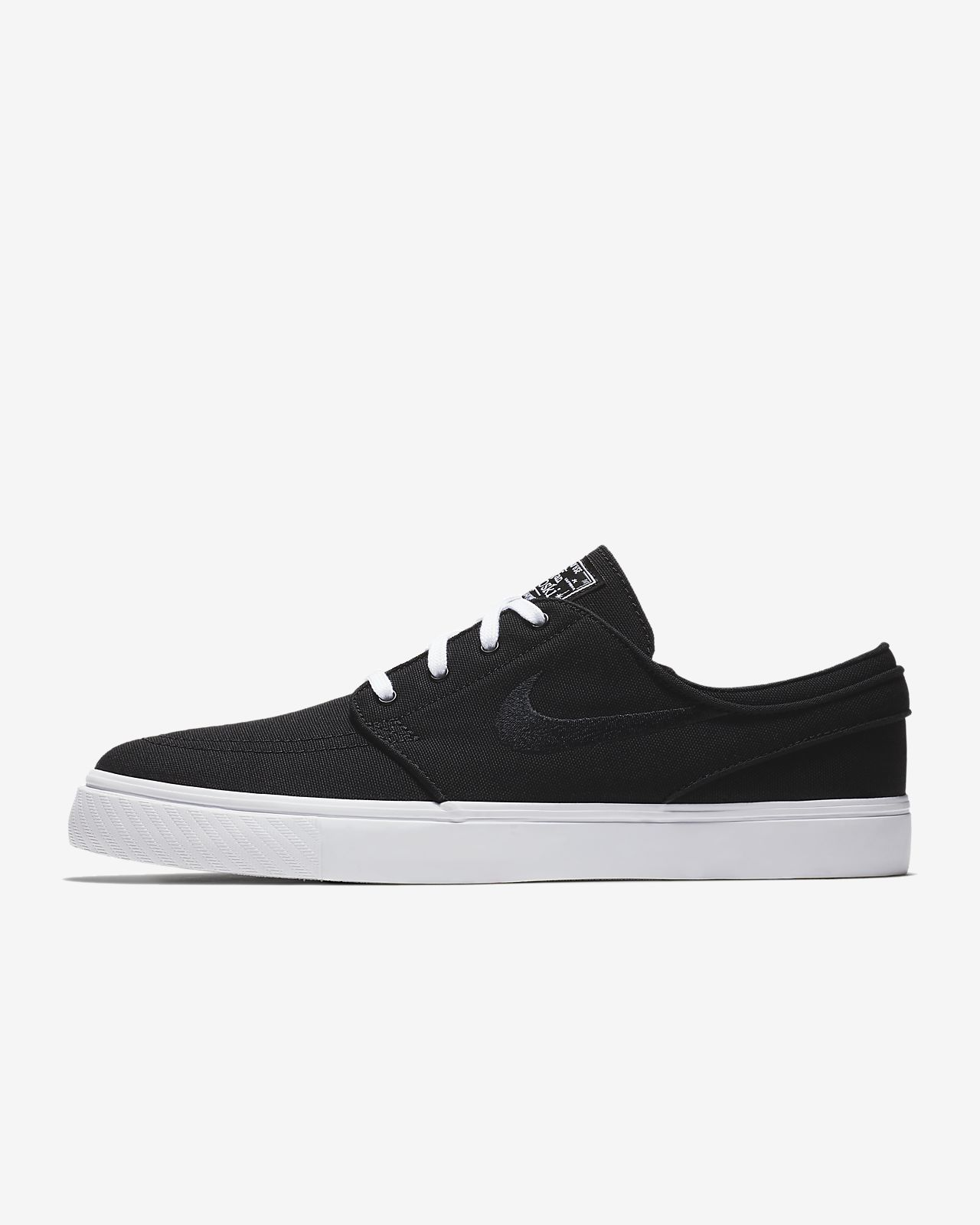 Mens Zoom Stefan Janoski Skateboarding Shoes, Blue (Dark Obsidian/White-White), 6 UK (39 EU) Nike