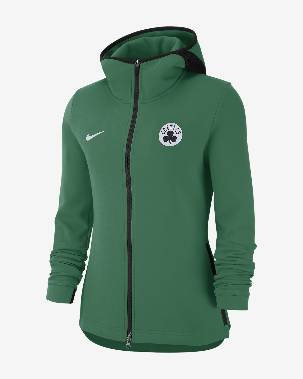 22deaa0232c Boston Celtics Nike Dri-FIT Showtime Women s NBA Hoodie. Nike.com