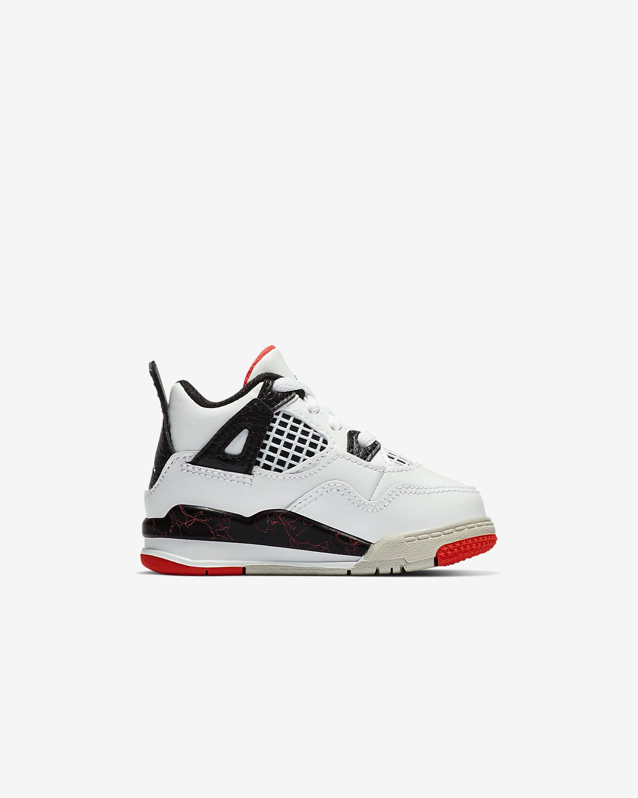 ad647f6ce1615 Air Jordan 4 Retro Baby & Toddler Shoe. Nike.com ID
