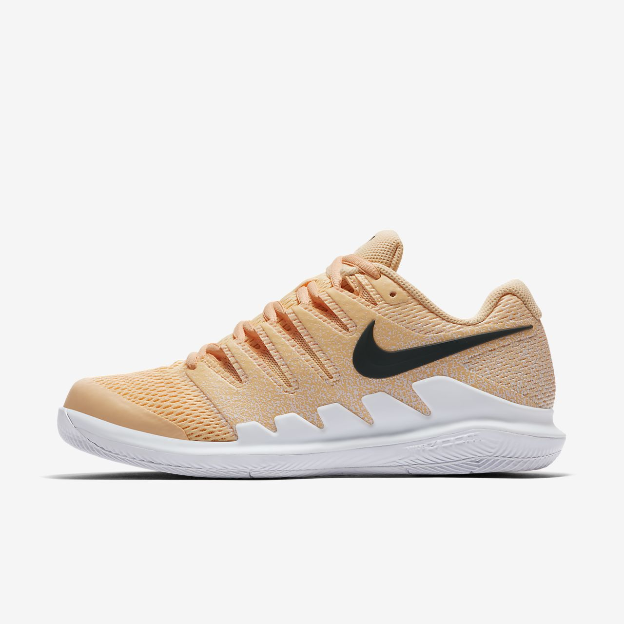Nike NikeCourt Air Zoom Vapor X Hard Court Women s Tennis Shoe at ... d37906f72