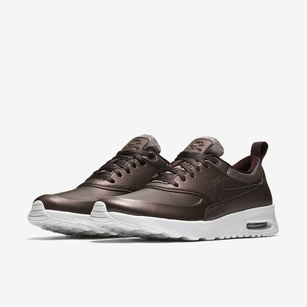 nike air max thea premium leather - dames schoenen