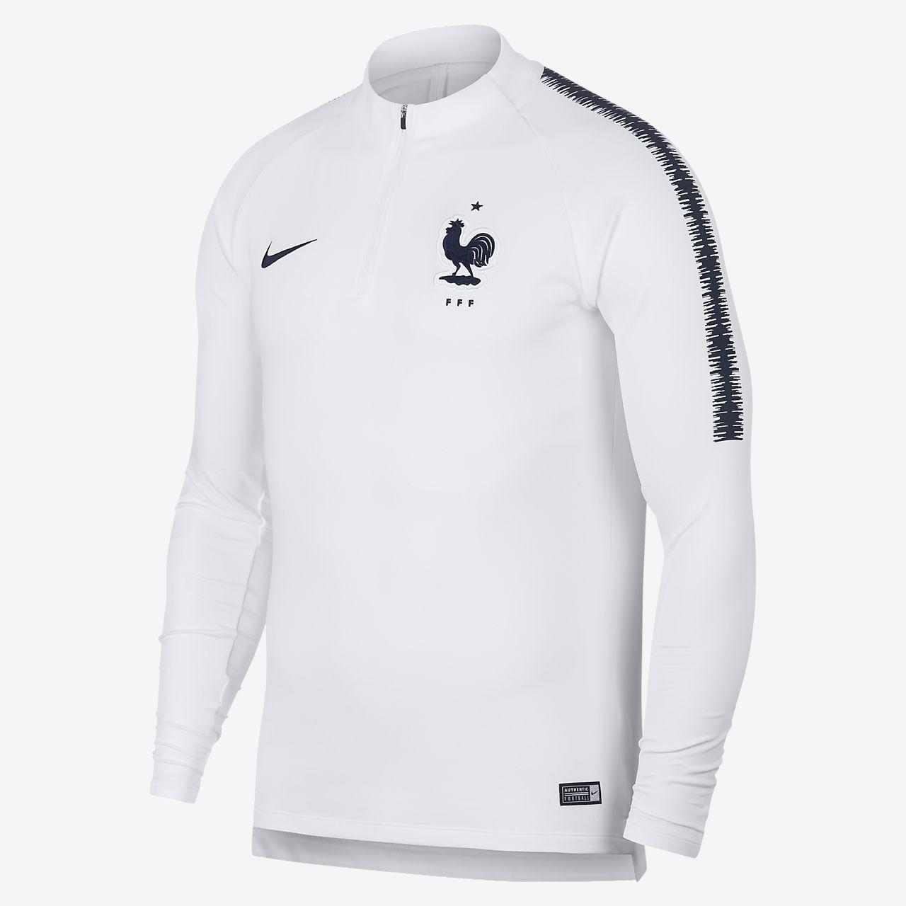 9c40e10e33d1 FFF Dri-FIT Squad Drill Men s Long-Sleeve Football Top. Nike.com DK