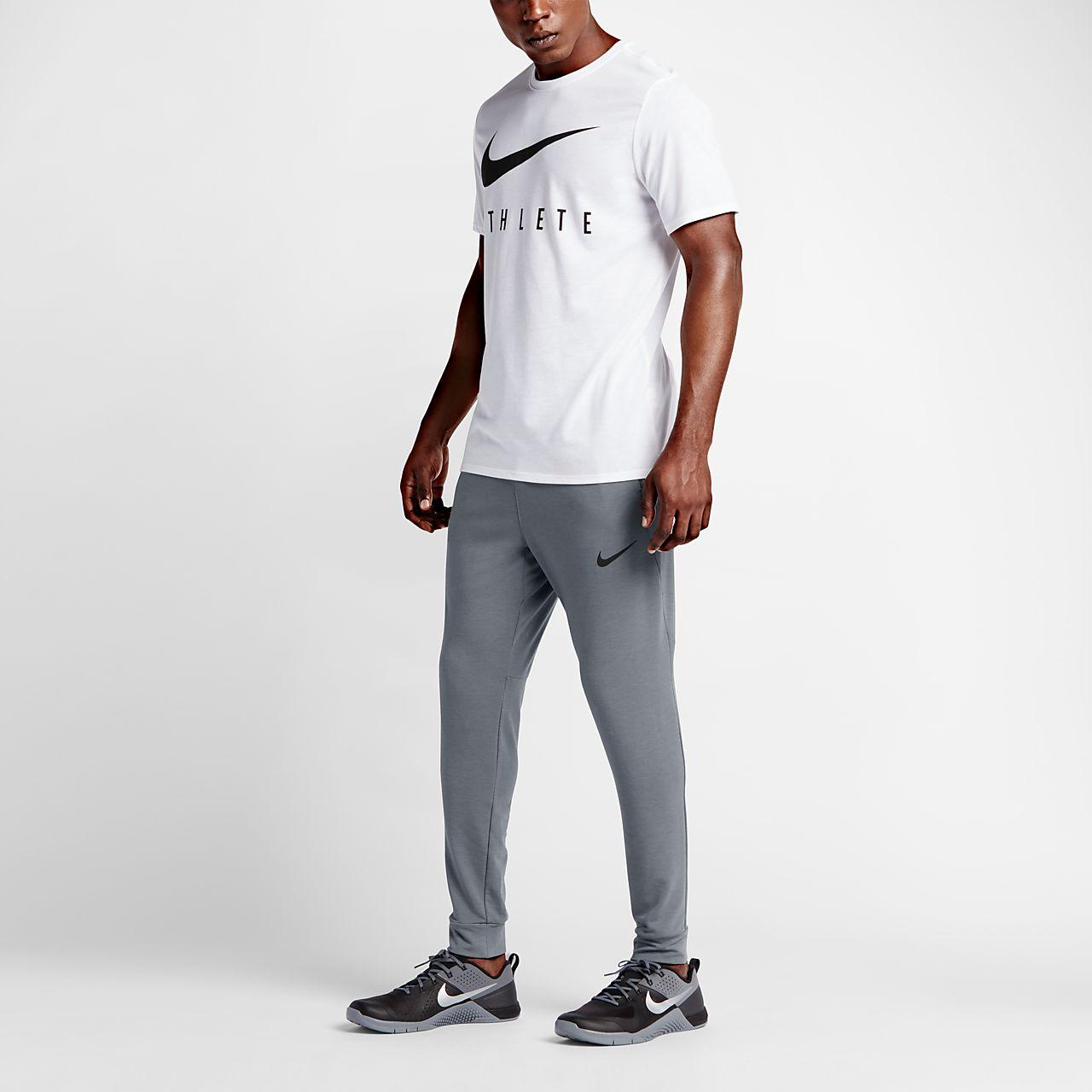 pantalon de training en tissu fleece nike dri fit pour homme ca. Black Bedroom Furniture Sets. Home Design Ideas
