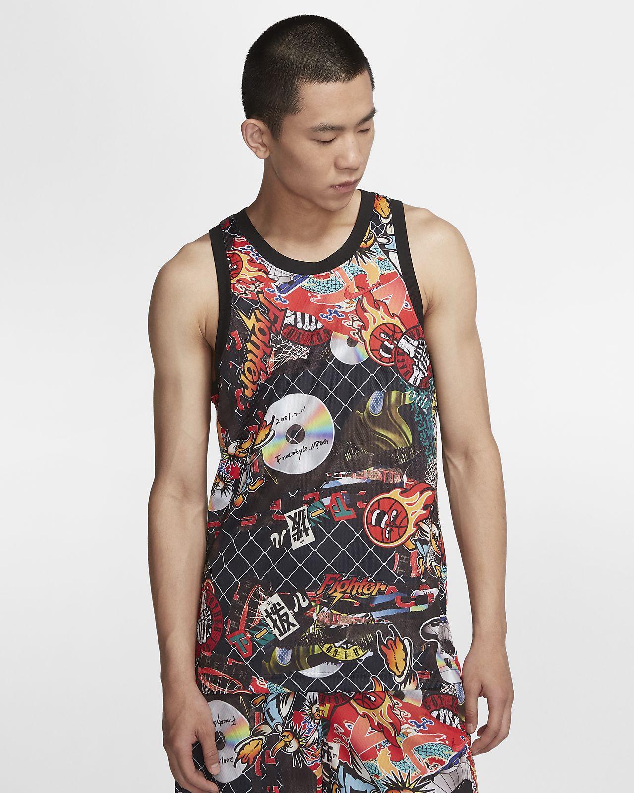 Nike Hoop Dream 男子印花篮球背心