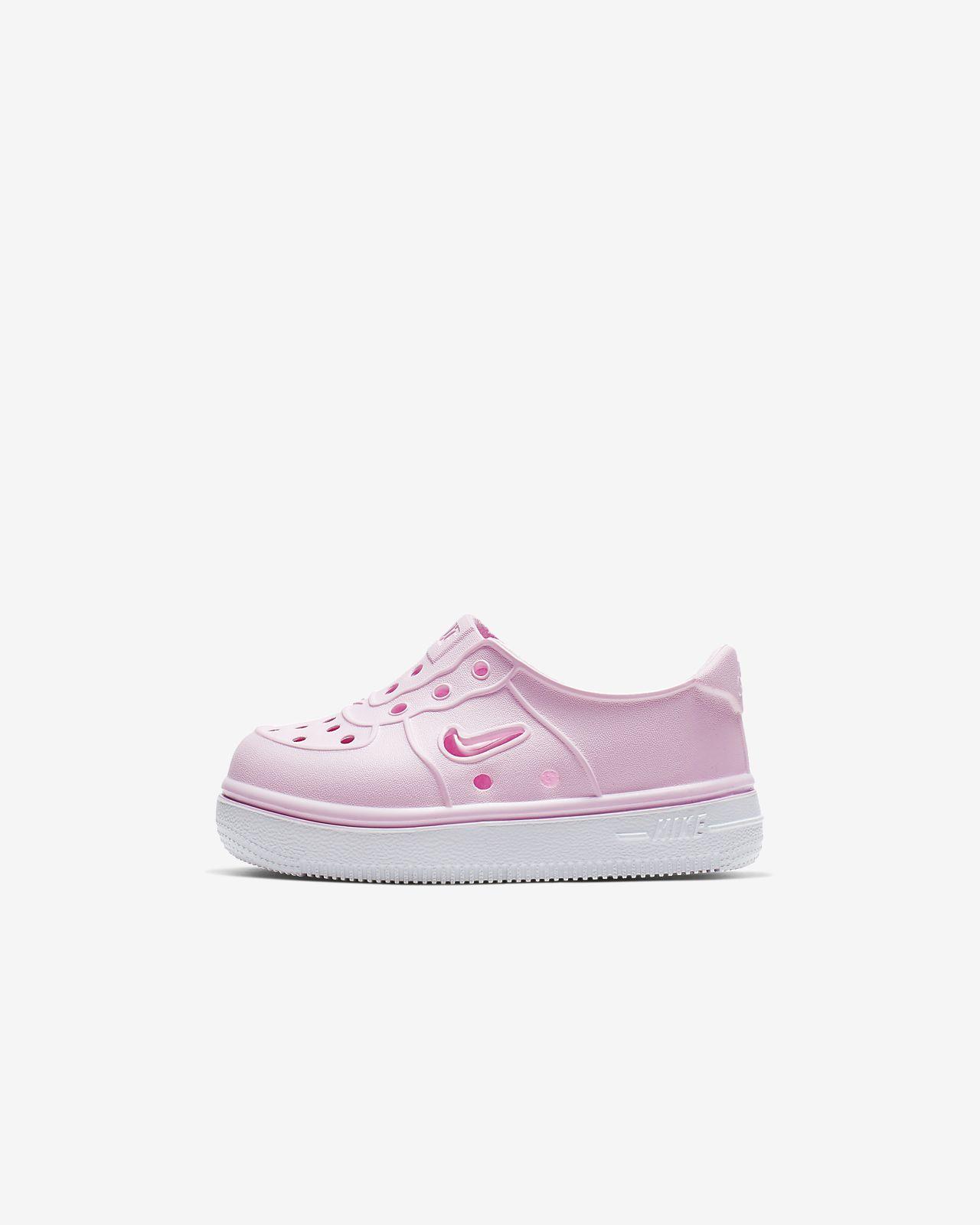 Nike Foam Force 1 Baby & Toddler Shoe
