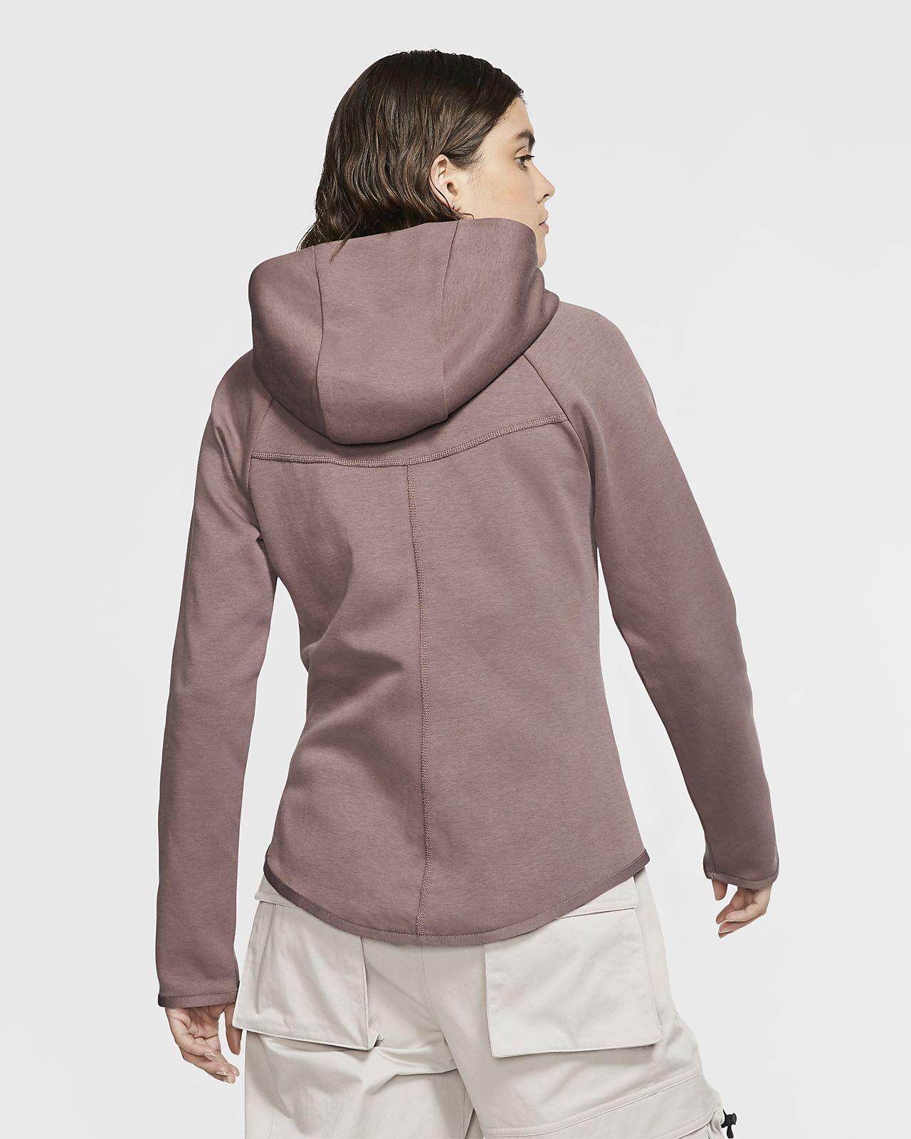 Fleece Windrunner Femme Nike Sportswear Tech Noir Tshdxqrocb