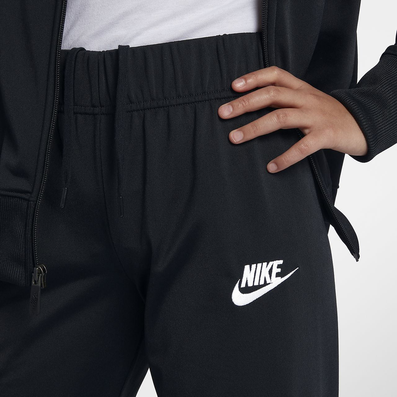 0e5919d1c51 Nike Sportswear Big Kids' (Girls') Tracksuit. Nike.com