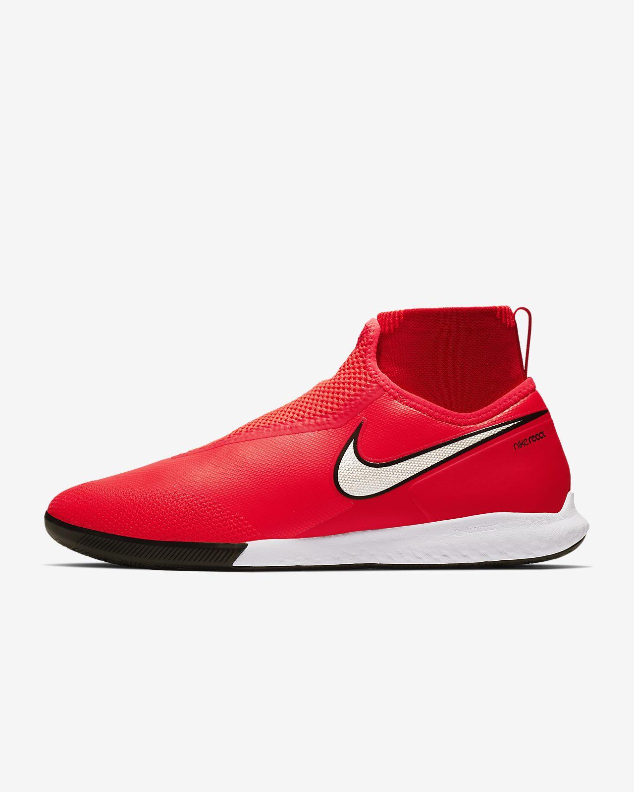 Nike React PhantomVSN Pro Dynamic Fit Game Over IC-fodboldstøvle til indendørs