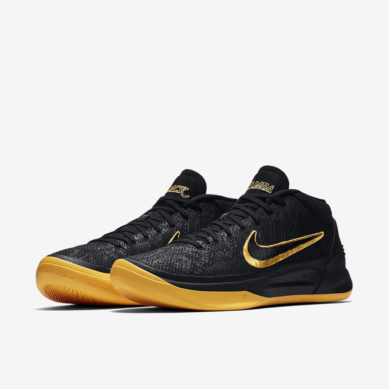 Nike Kobe AD Black Mamba Mens Basketball Shoe