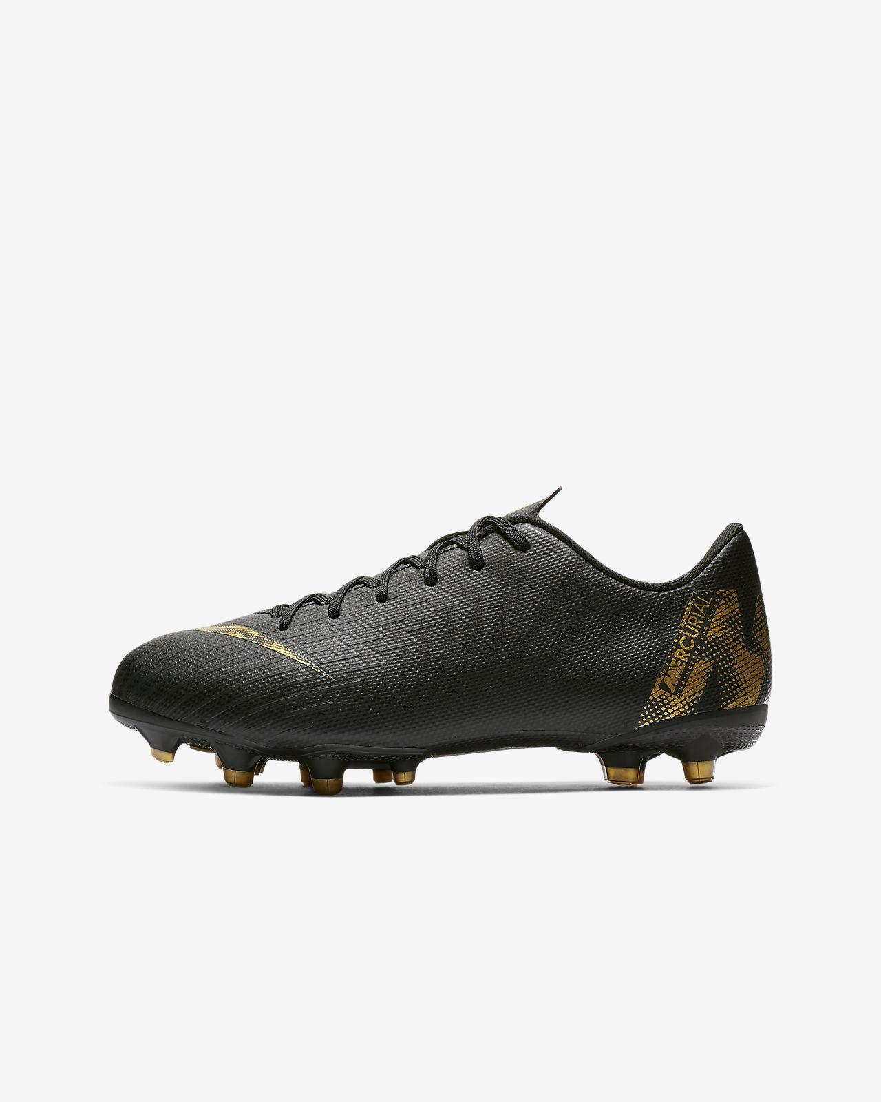 Fotbollssko för varierat underlag Nike Jr. Mercurial Vapor XII Academy för barn/ungdom