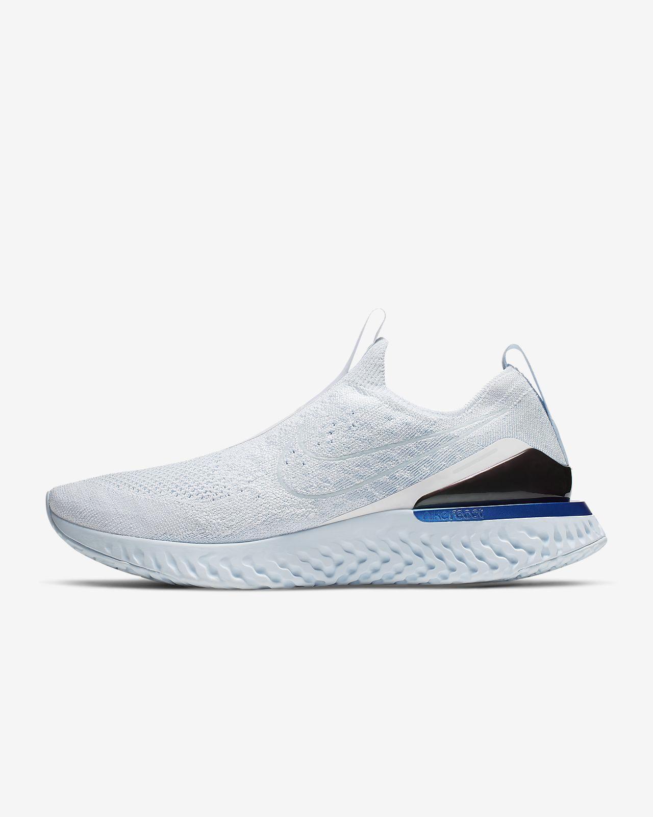 Ανδρικό παπούτσι για τρέξιμο Nike Epic Phantom React Flyknit
