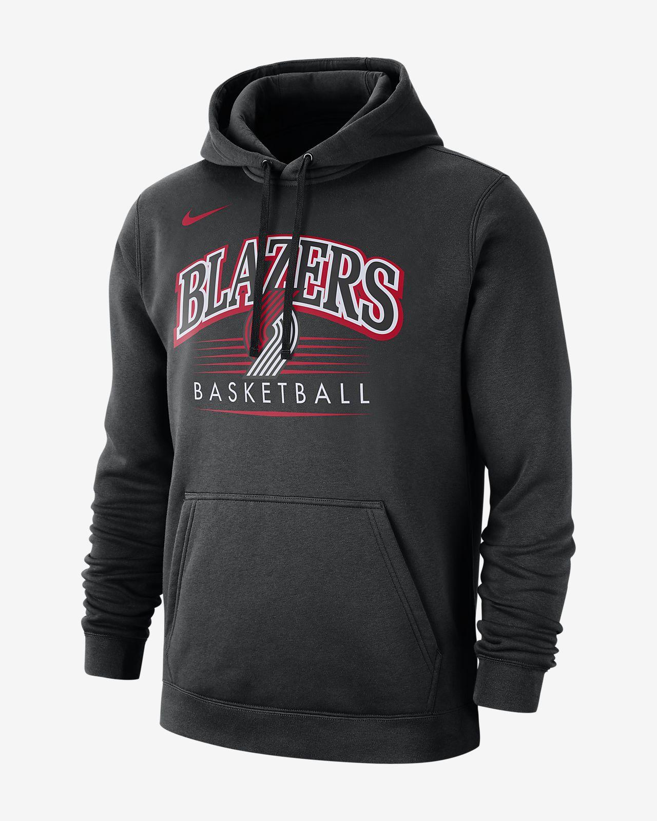 Portland Trail Blazers Nike NBA-Hoodie für Herren