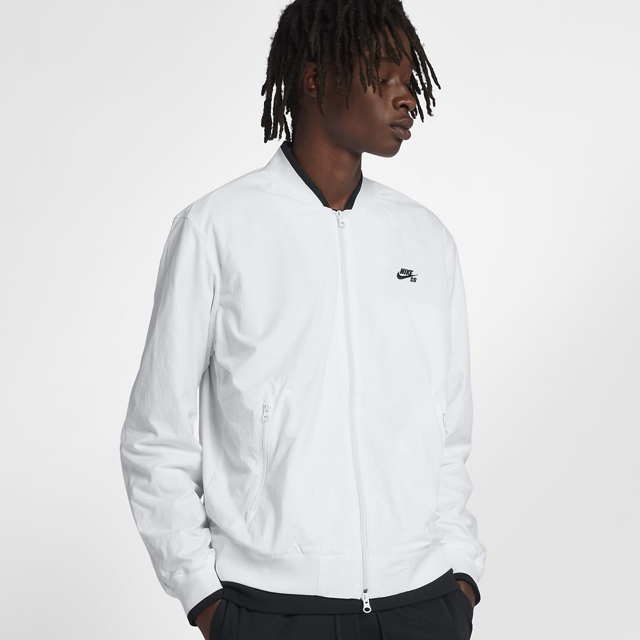 Nike SB Icon Men's Bomber Skateboarding Jacket