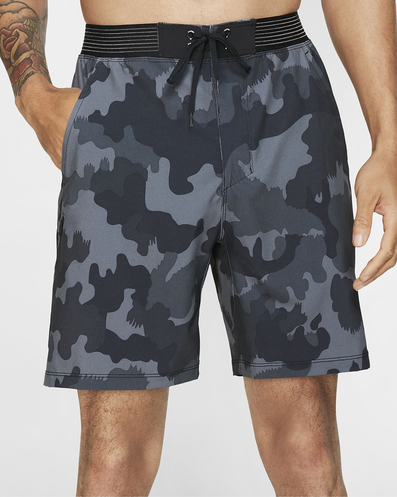Hurley Phantom Alpha Trainer Men's 46cm Camo Shorts