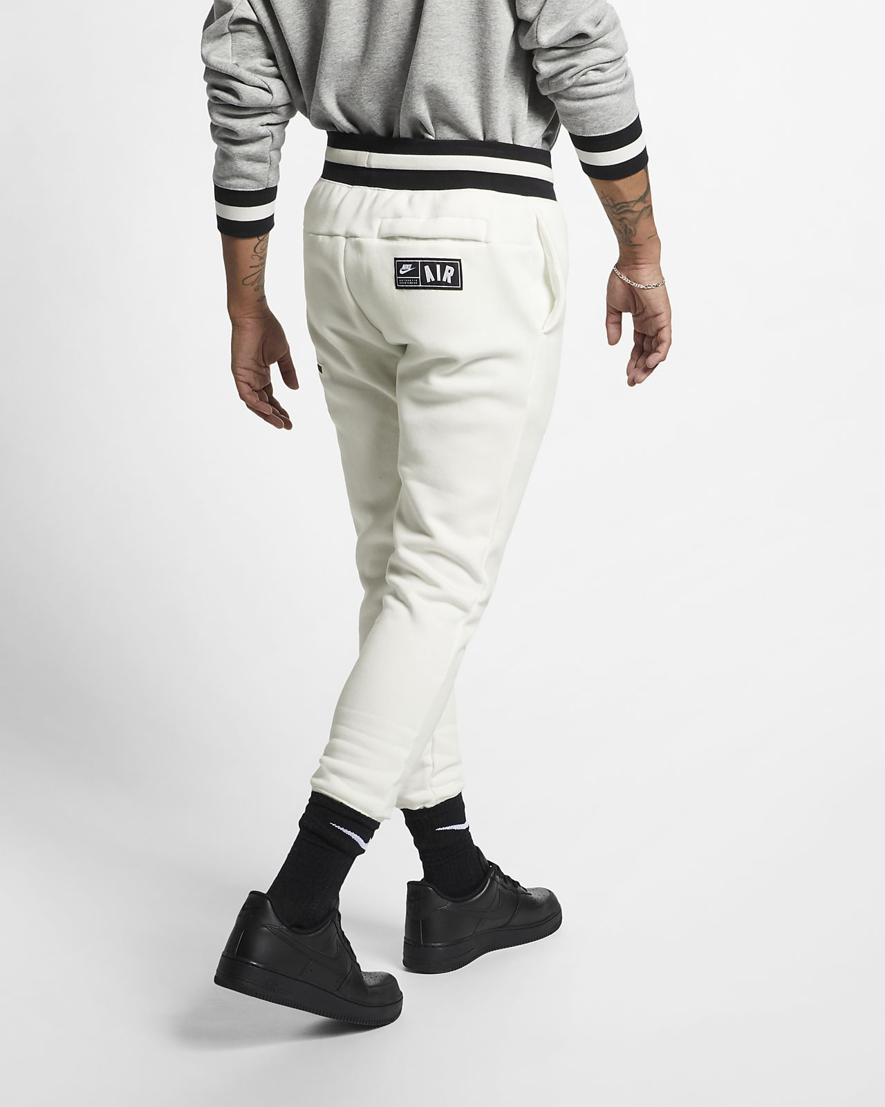 99e375a601149 Nike Air Pantalón de tejido Fleece - Hombre. Nike.com ES