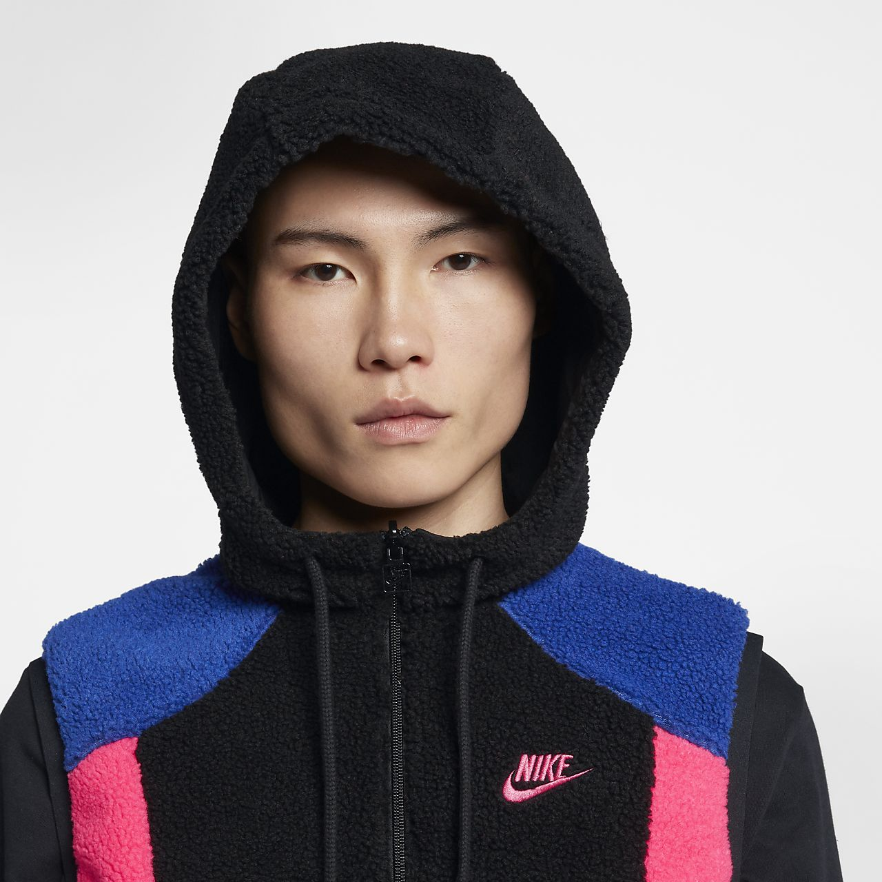 Low Resolution Nike Sportswear Hooded Men's Gilet Nike Sportswear Hooded  Men's Gilet