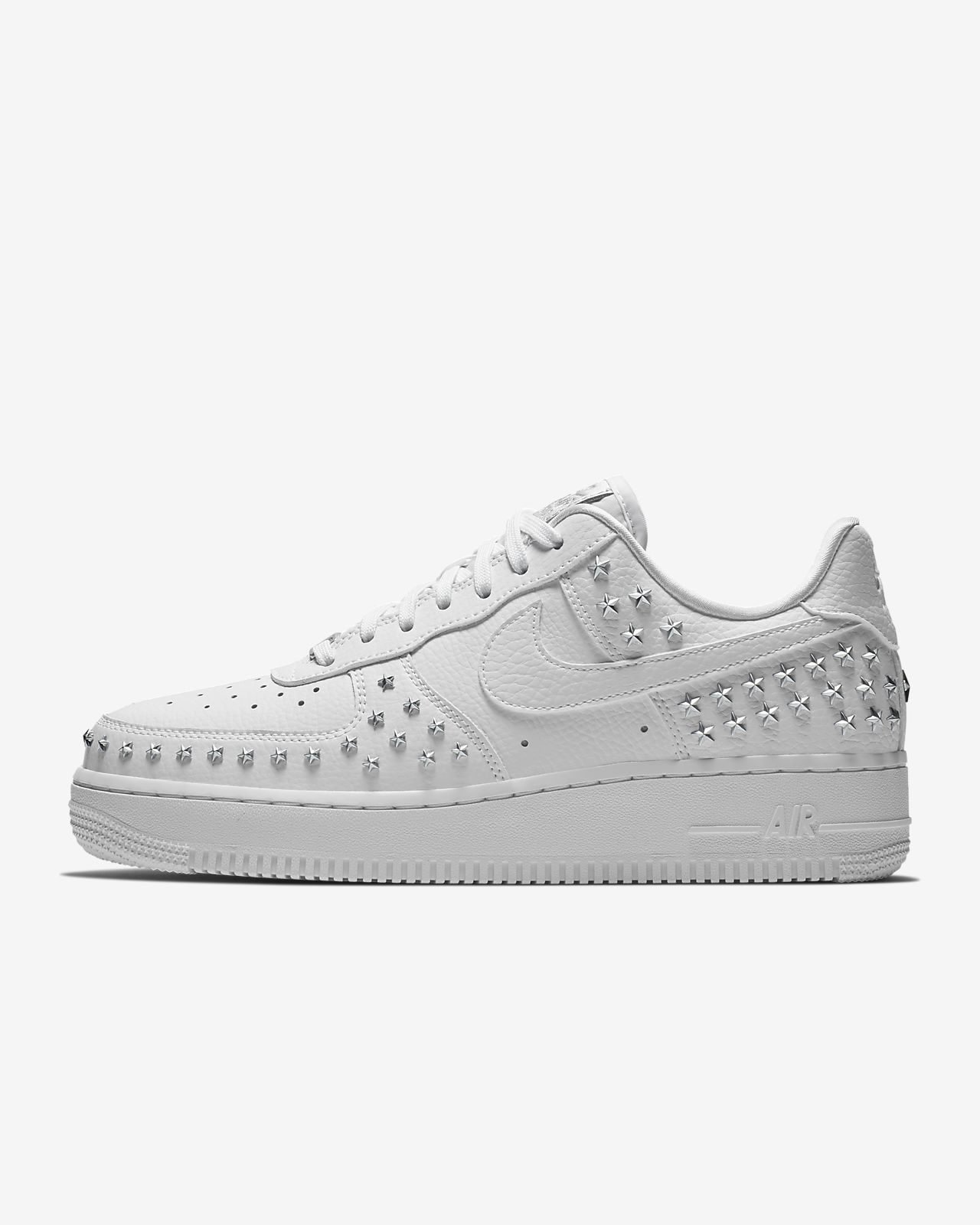 new style e24c5 ff2d8 Women s Shoe. Nike Air Force 1  07 XX Studded