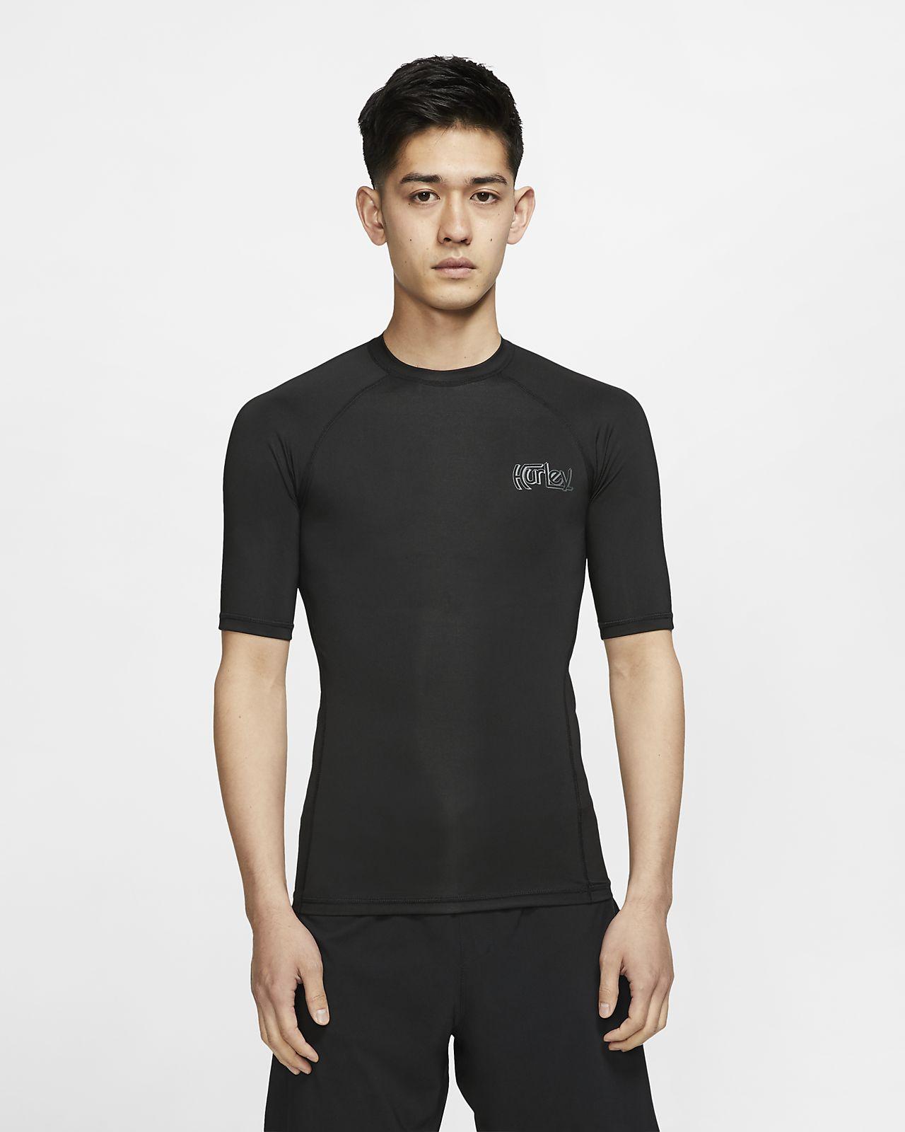 Hurley Pro Light OG kurzärmliges Surf-Shirt für Herren