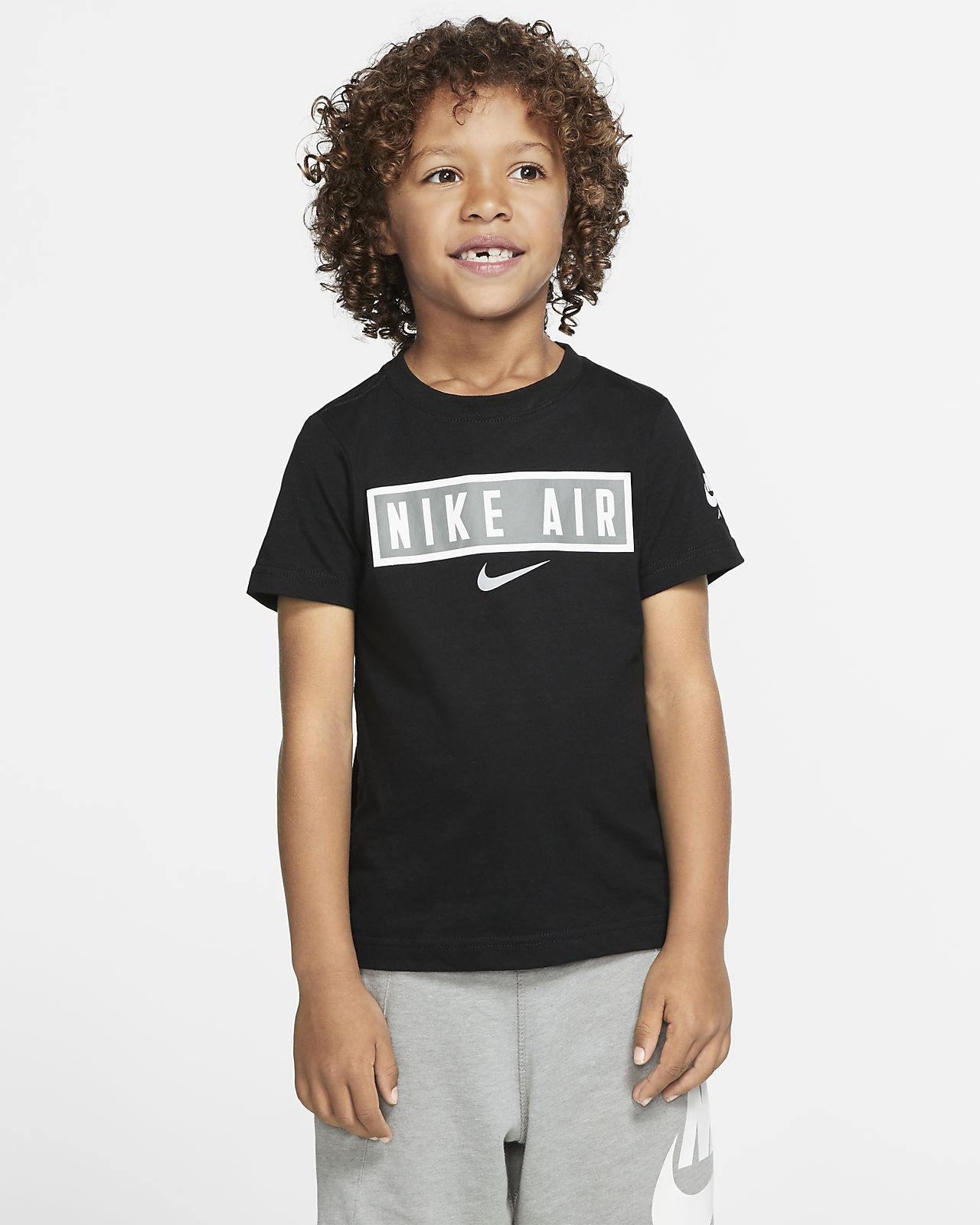 Nike Air Little Kids' Short-Sleeve T-Shirt