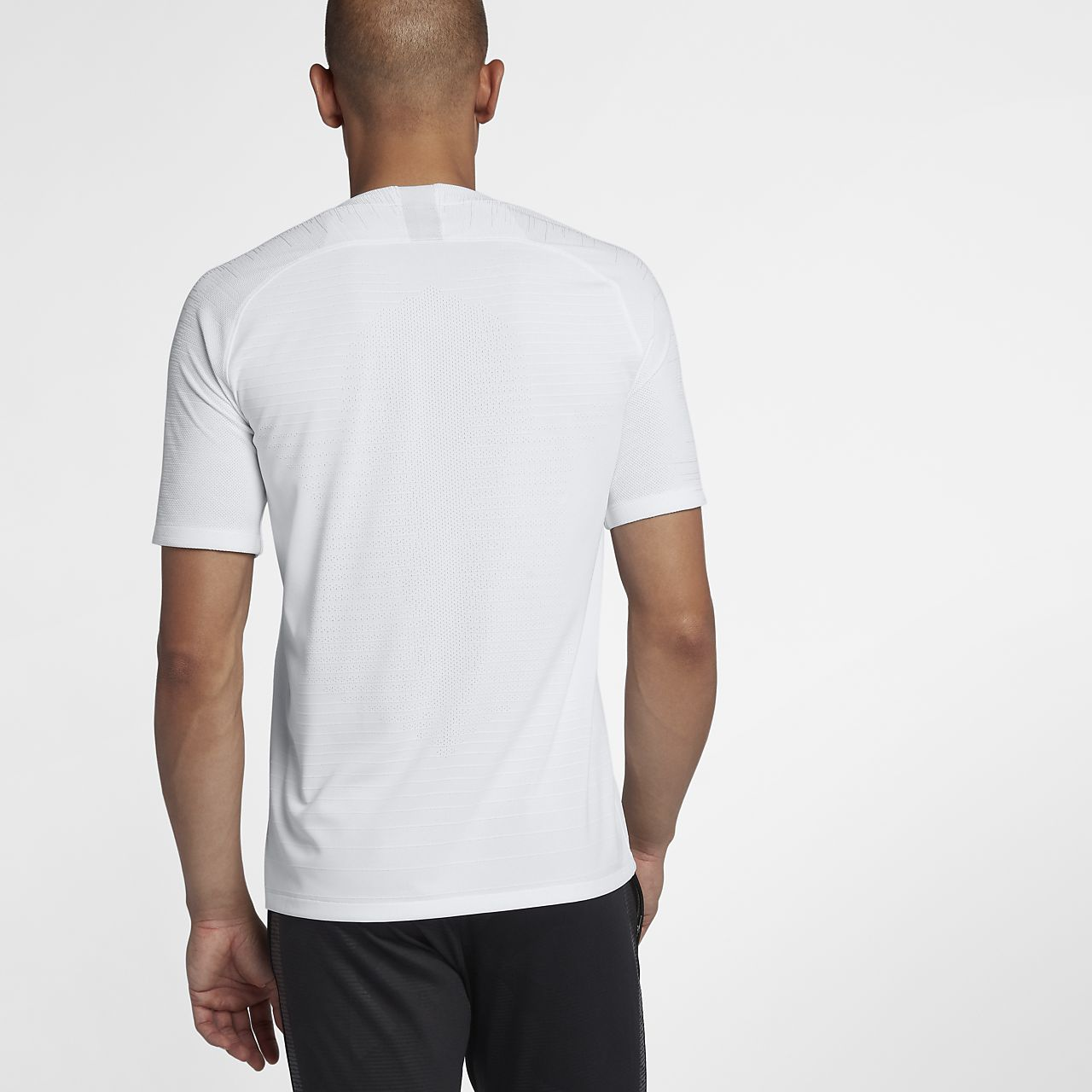 bb5697c69a209 Nike VaporKnit Strike Men s Short-Sleeve Football Top. Nike.com NL