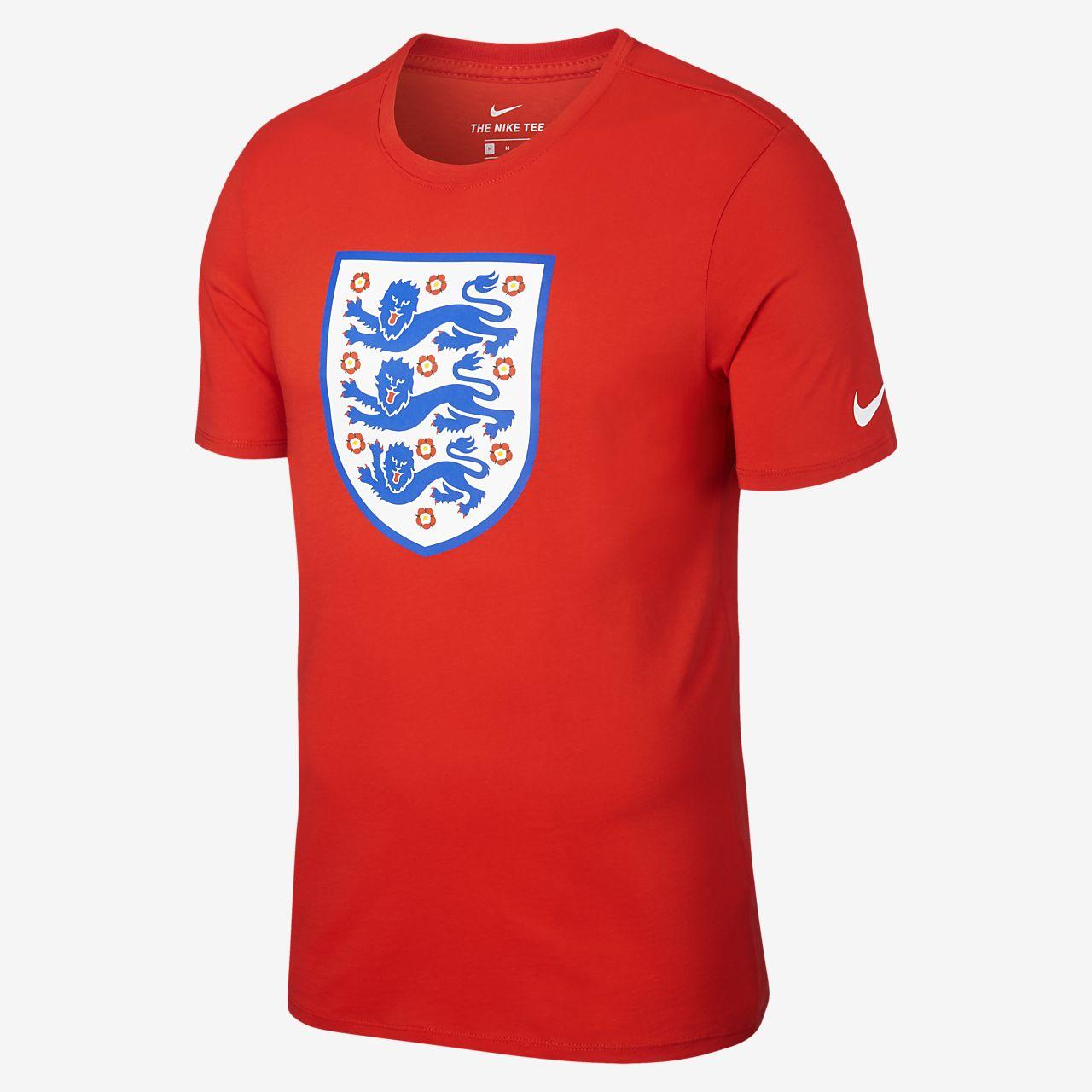 England Crest Herren-T-Shirt