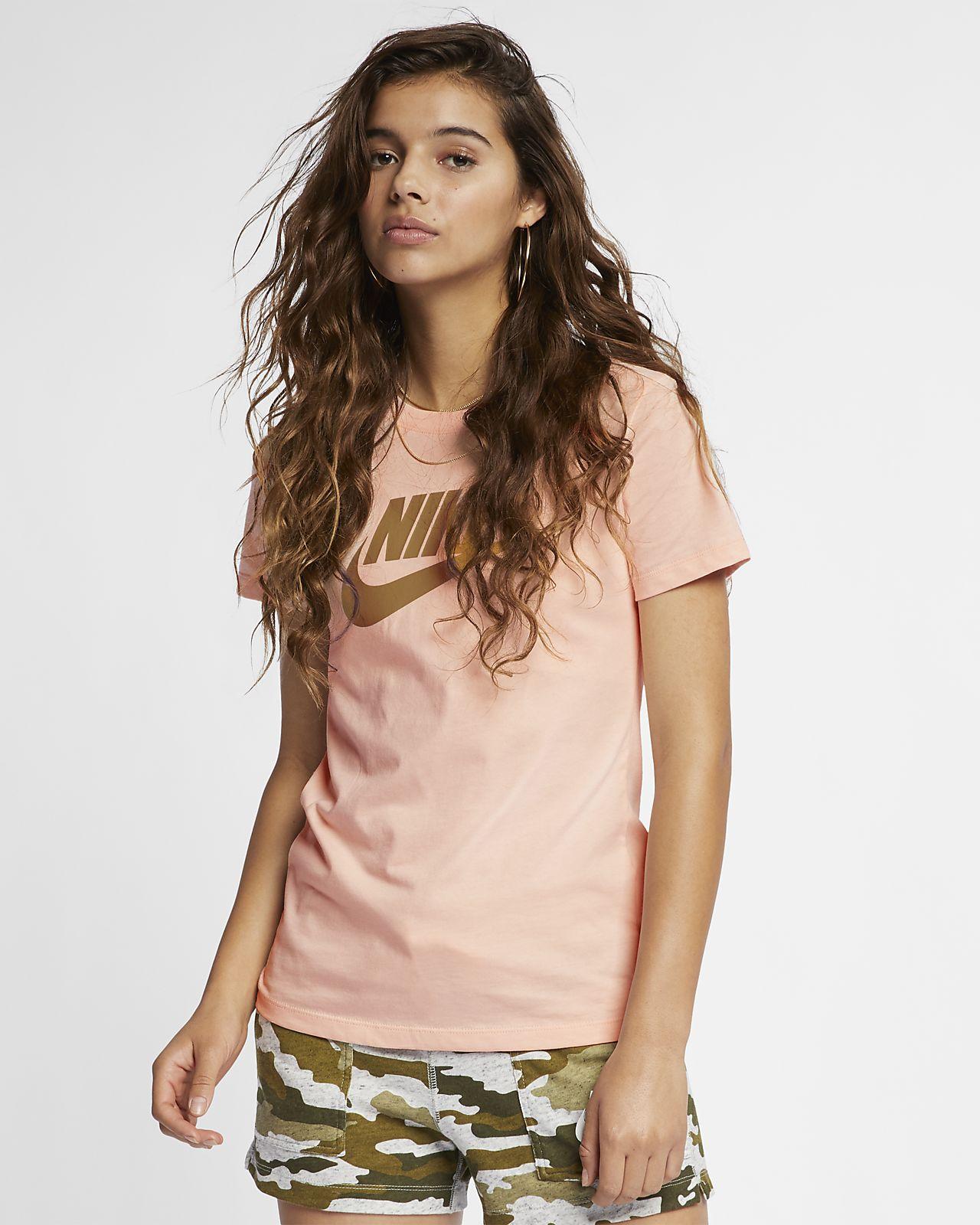 efe279bb6ea Nike Sportswear Essential Women s T-Shirt. Nike.com CA