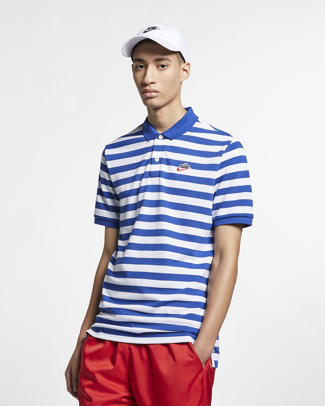 Nike Sportswear piké galléros férfipóló