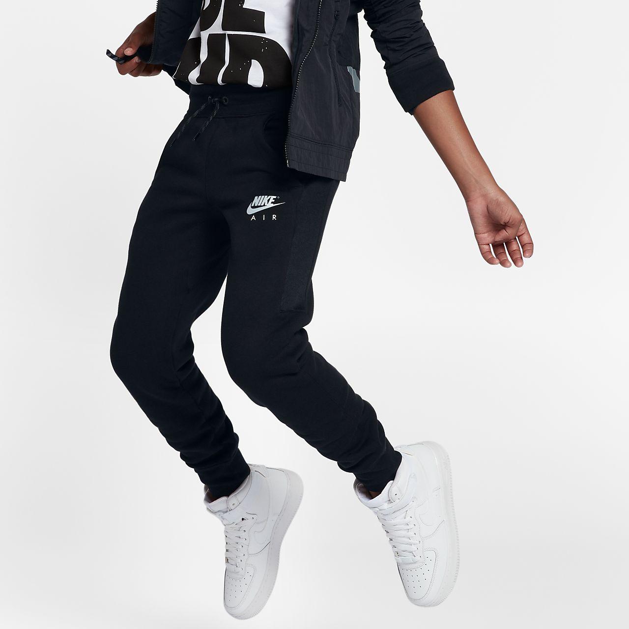 Pantalones para niños talla grande Nike Air. Nike.com CL 391d84fd90142