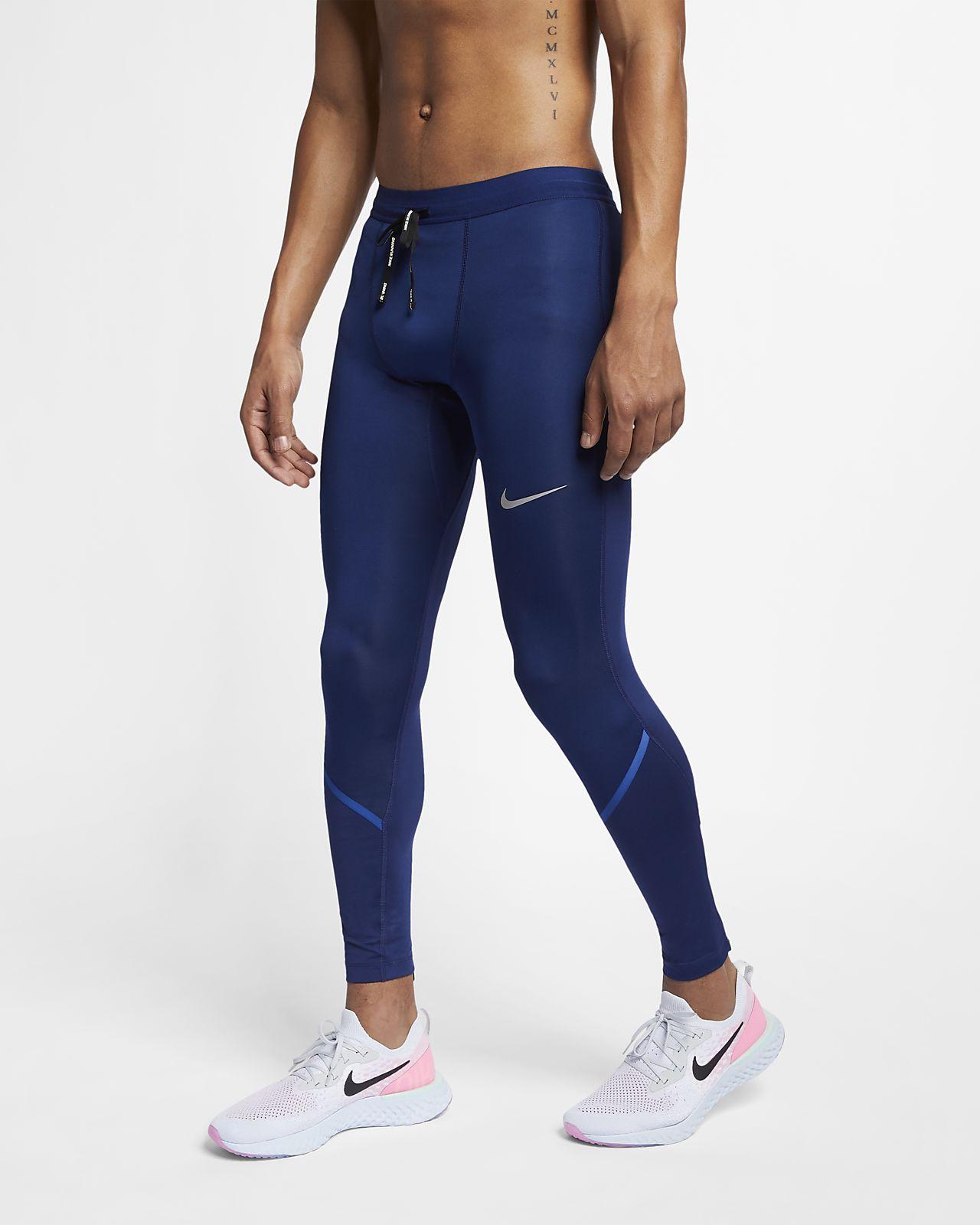 Löpartights Nike Power Tech för män