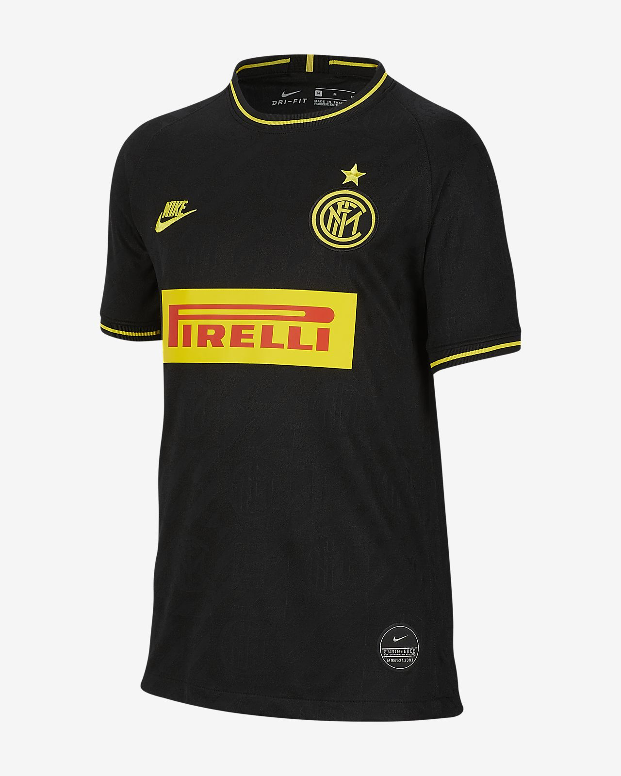 Inter Milan 2019/20 Stadium Third Older Kids' Football Shirt