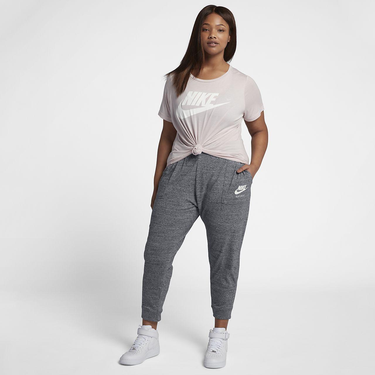 Nike Sportswear Vintage Plus Size Womens Capris Nike