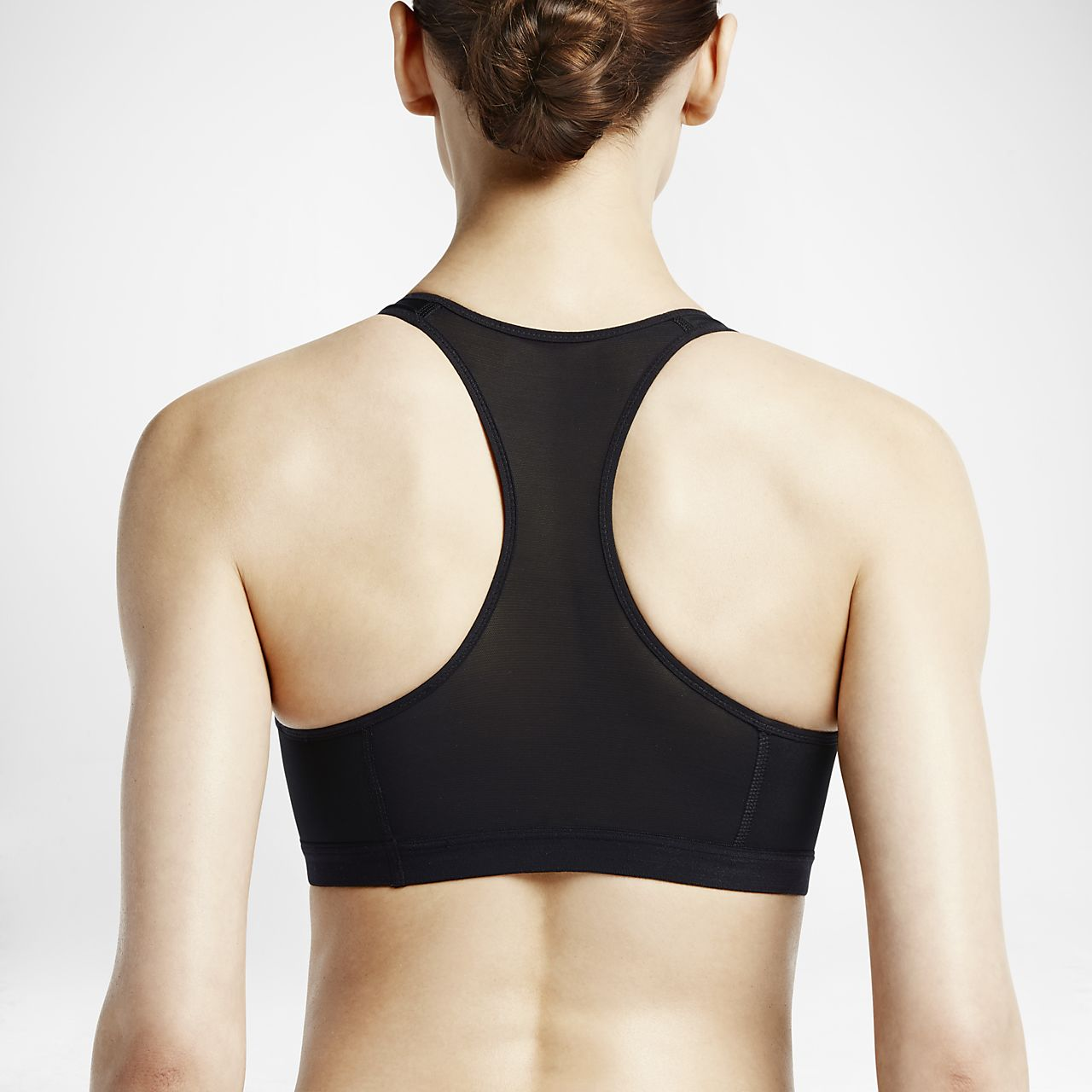 Nike Performance Pro Fierce Sports Bra Black : Hn5968