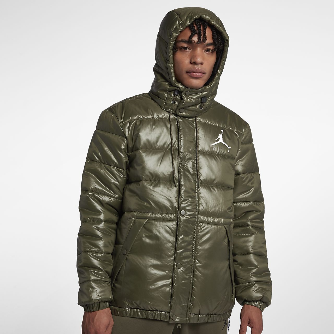 Jordan Jumpman Puffer Men's Jacket