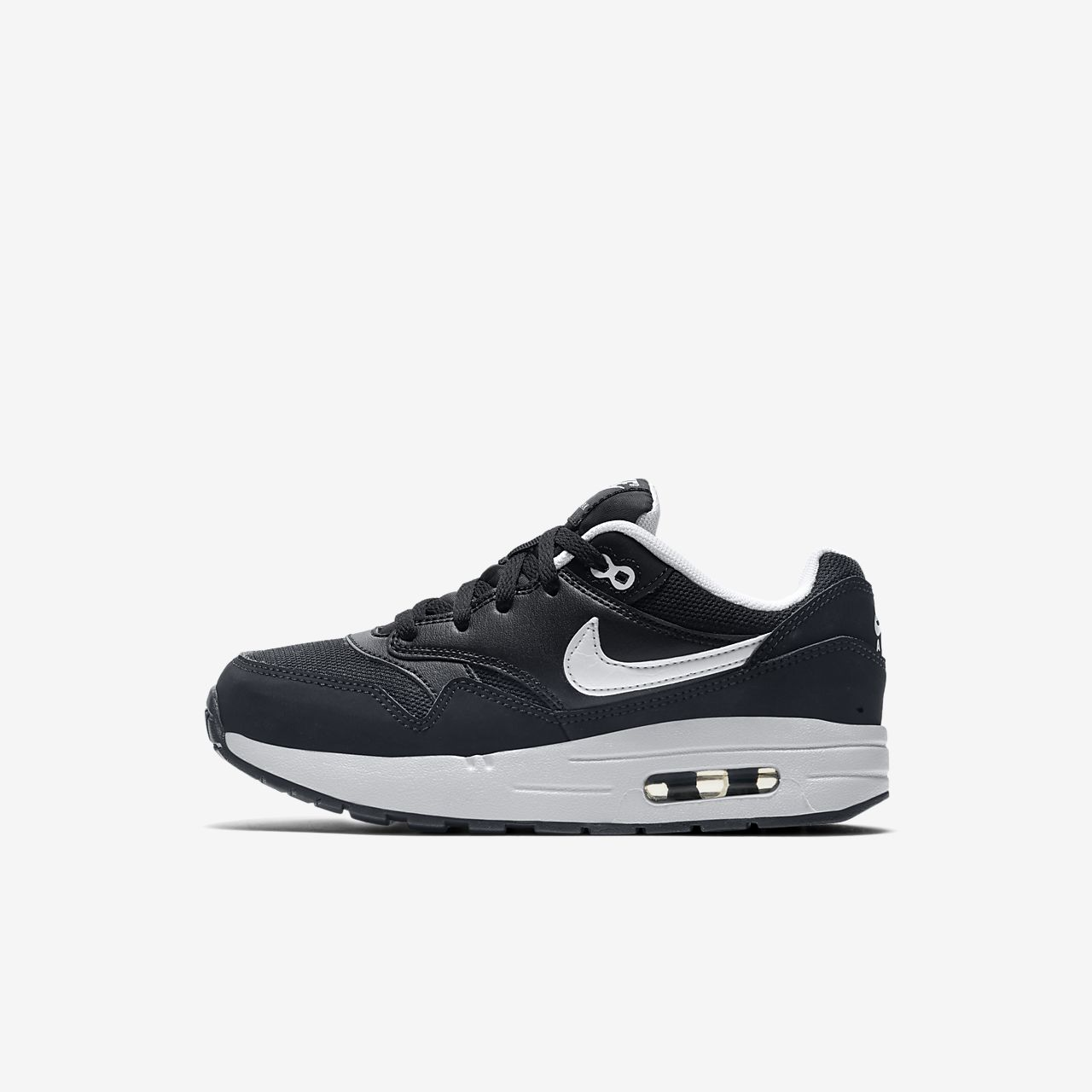 official photos 9790e 3343d ... Nike Air Max 1 Younger Kids  Shoe