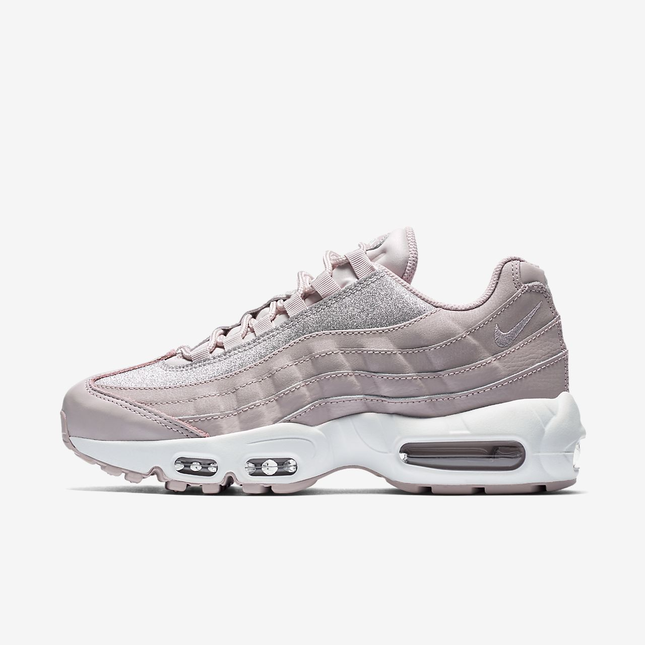 new style 23f33 b53a1 ... Chaussure Nike Air Max 95 SE Glitter pour Femme