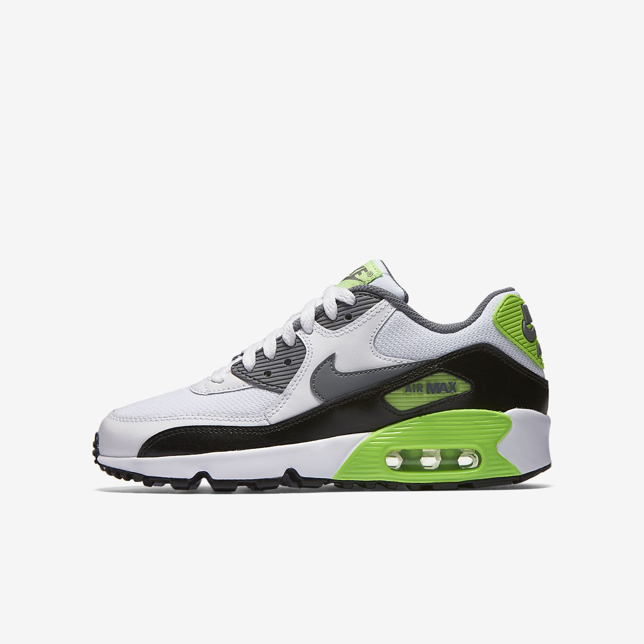 ... Nike Air Max 90 Mesh Older Kids' Shoe