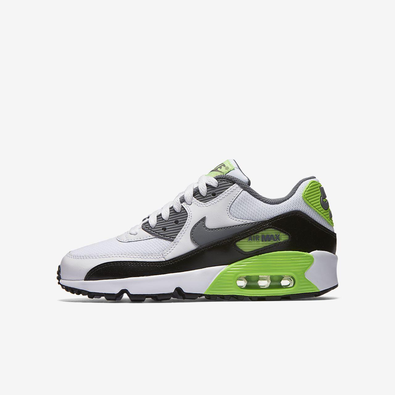 ... Chaussure Nike Air Max 90 Mesh pour Enfant plus âgé